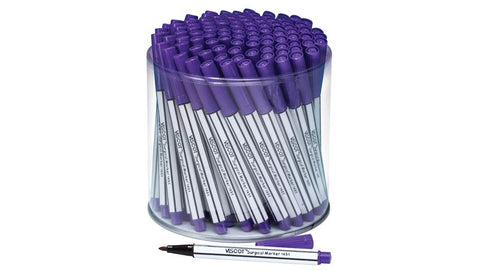 Viscot Mini Skin Marker (Purple)