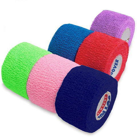 Self Adherent Bandage Wrap