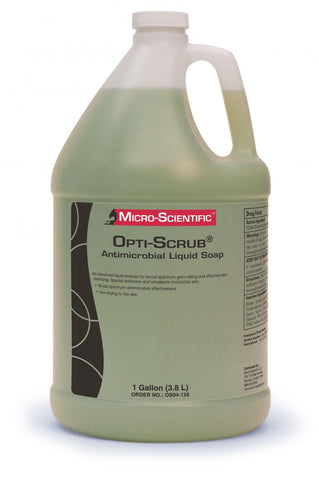 Opti-Scrub Antimicrobial Liquid Soap