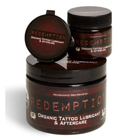 Redemption Tattoo Lubricant & Aftercare