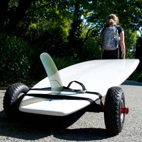 SUP SOULMITE STAND UP PADDLEBOARD CART