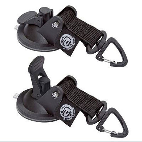 AIRHEAD SUP Suction Cup Tie Downs, 2 pk.