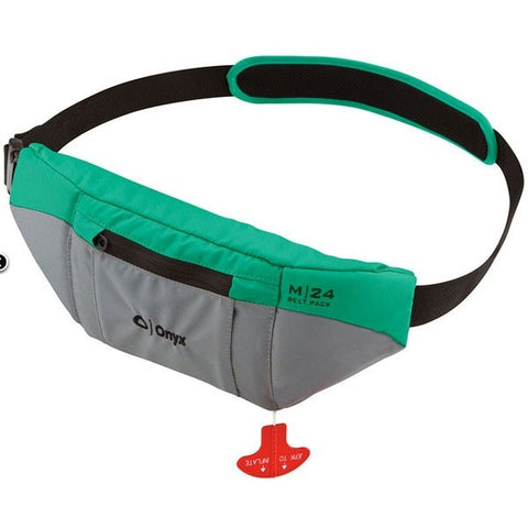 M-24 SUP Belt Pack - Manual Inflatable Life Jacket