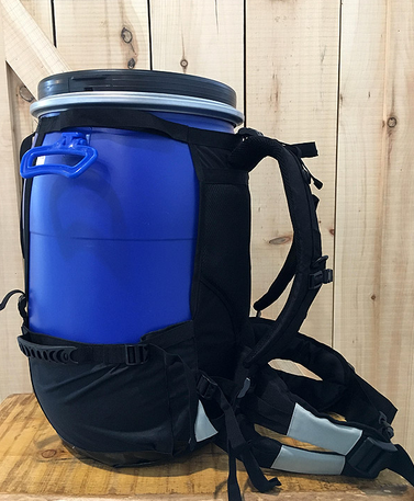60L Barrel Harness
