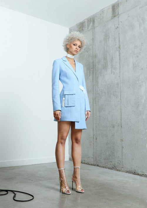 "THE ""POLISH"" BLAZER DRESS"