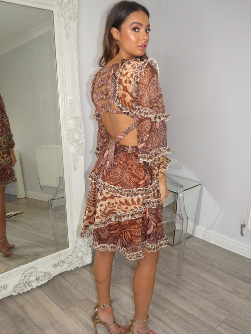 Billie Batik Dress
