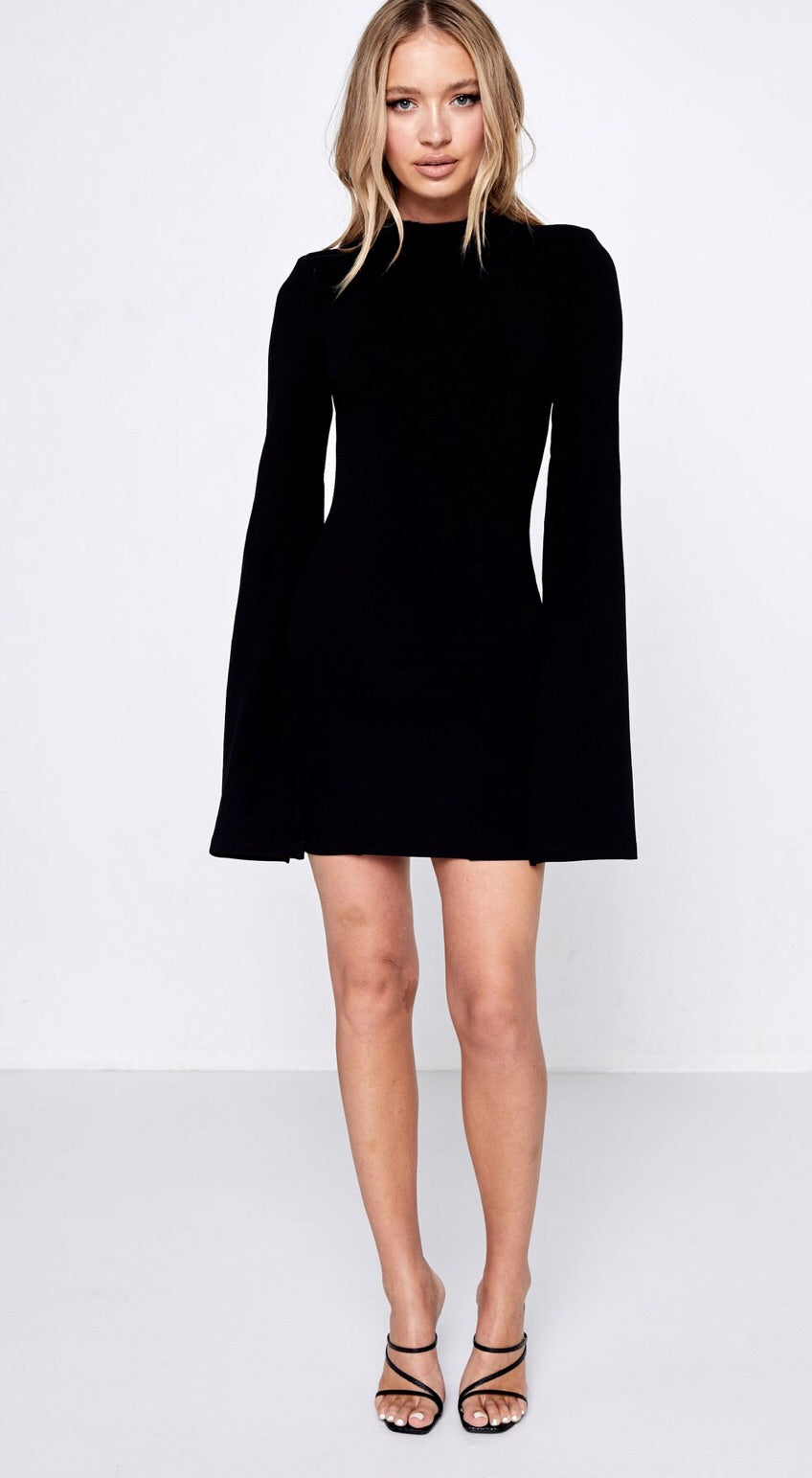 Limelight Dress - Black