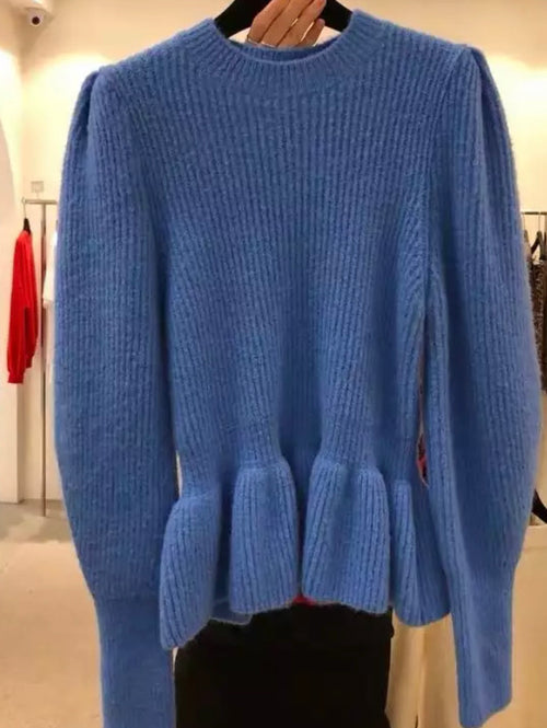 Chloe Jumper -blue