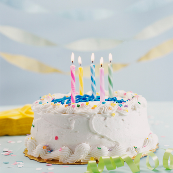 ideas for a spring birthday party