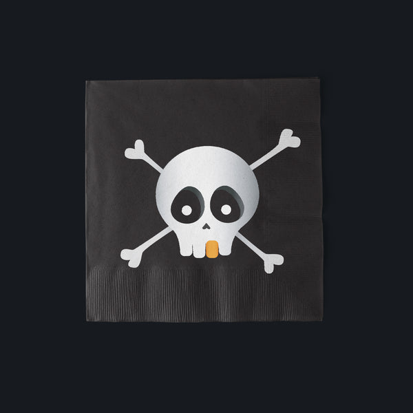 Ahoy Matey Pirate Party Luncheon Napkins
