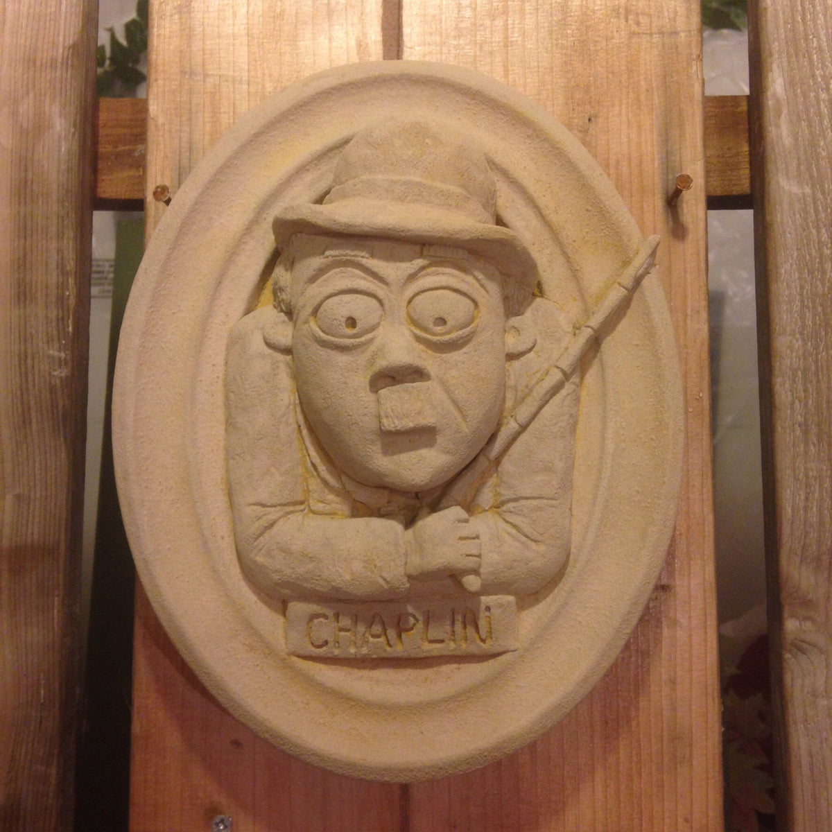 Garden wall plaques - Garden Wall Art And Plaques