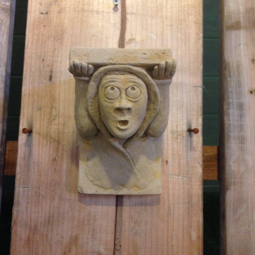 Garden wall art and plaques. – The Stone Emporium