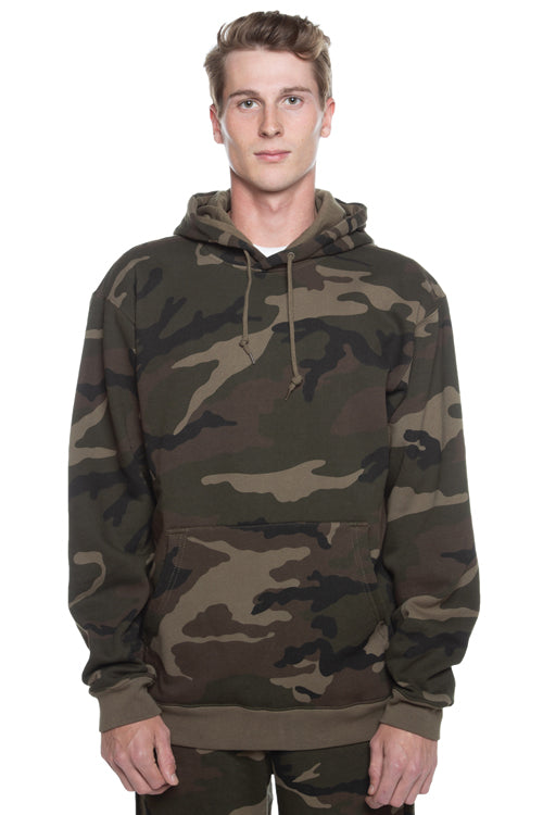 Cottonhood Camo Hoodie - COTTONHOOD
