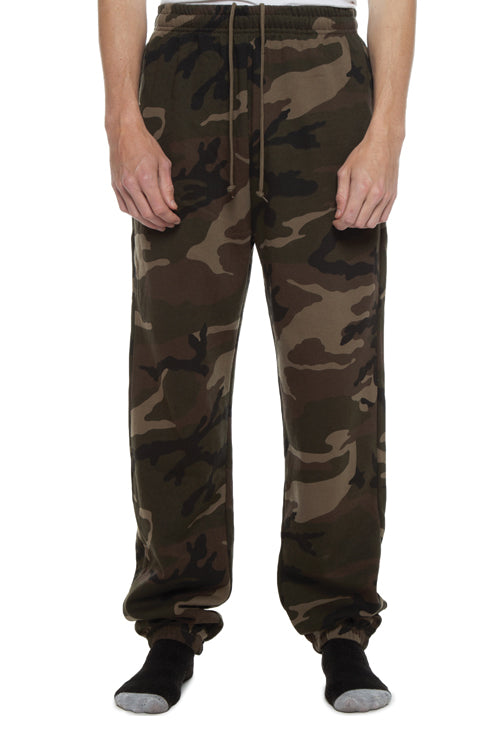 Cottonhood Camo Sweatpants - COTTONHOOD
