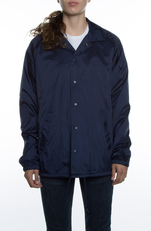 Women's Coaches Jacket Deep Navy
