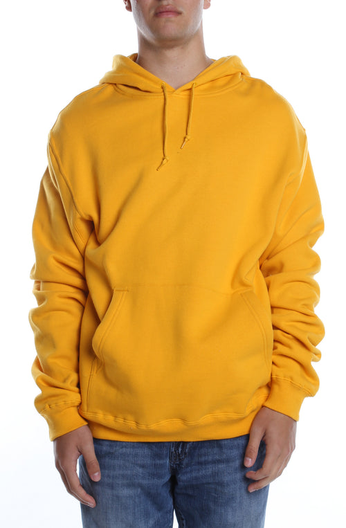 Men's Basic Hoodie New Gold - COTTONHOOD