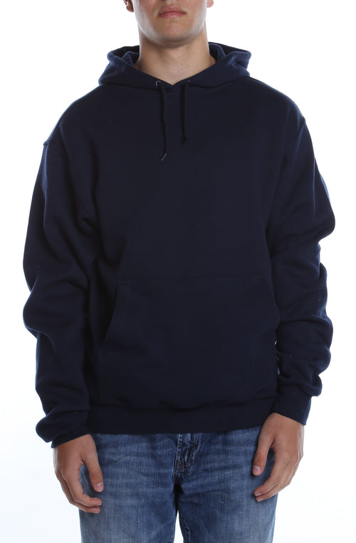 Men's Basic Hoodie Deep Navy - COTTONHOOD