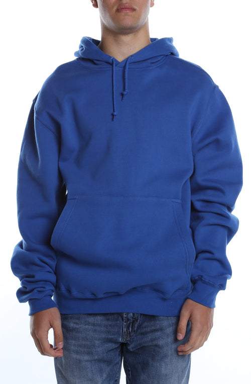 Men's Basic Hoodie Royal - COTTONHOOD