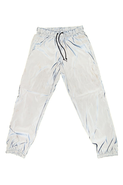 Cottonhood Reflective Nylon Pant Silver - COTTONHOOD