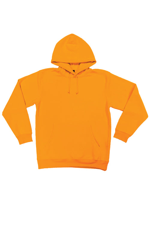 Safety Orange Hoodie Basic 10 oz Hoodie - COTTONHOOD