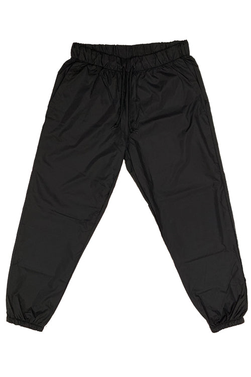 Cottonhood Nylon Pant Black - COTTONHOOD
