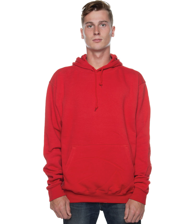 Cottonhood Ultra Heavy Weight Hoodie Scarlet - COTTONHOOD
