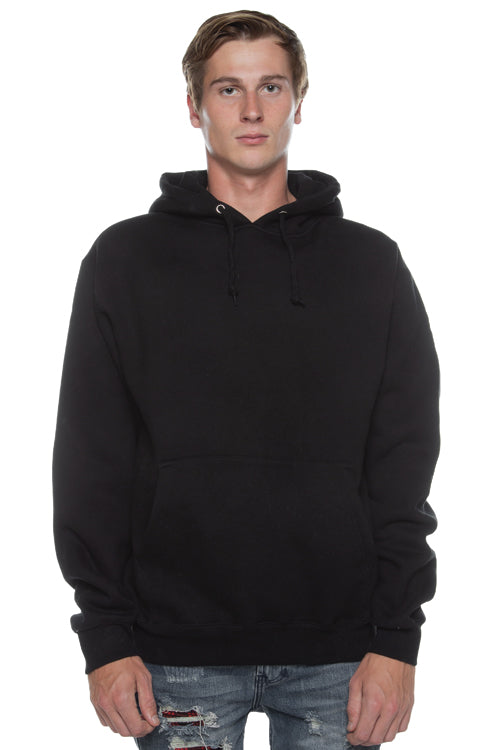 Cottonhood Ultra Heavy Weight Hoodie Black - COTTONHOOD
