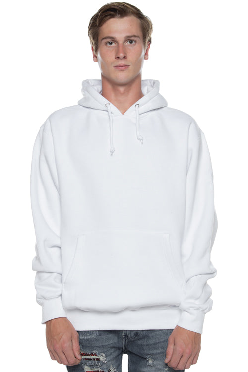 Cottonhood Ultra Heavy Weight Hoodie White - COTTONHOOD