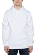 Air Layer Tech Pullover Hoodie White - COTTONHOOD