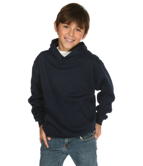 Youth Pullover Hoodie Deep Navy - COTTONHOOD