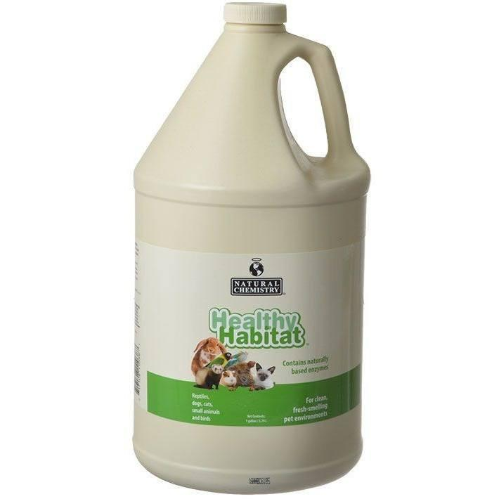 Natural Chemistry Reptile Healthy Habitat Cleaners Natural Chemistry 22 oz