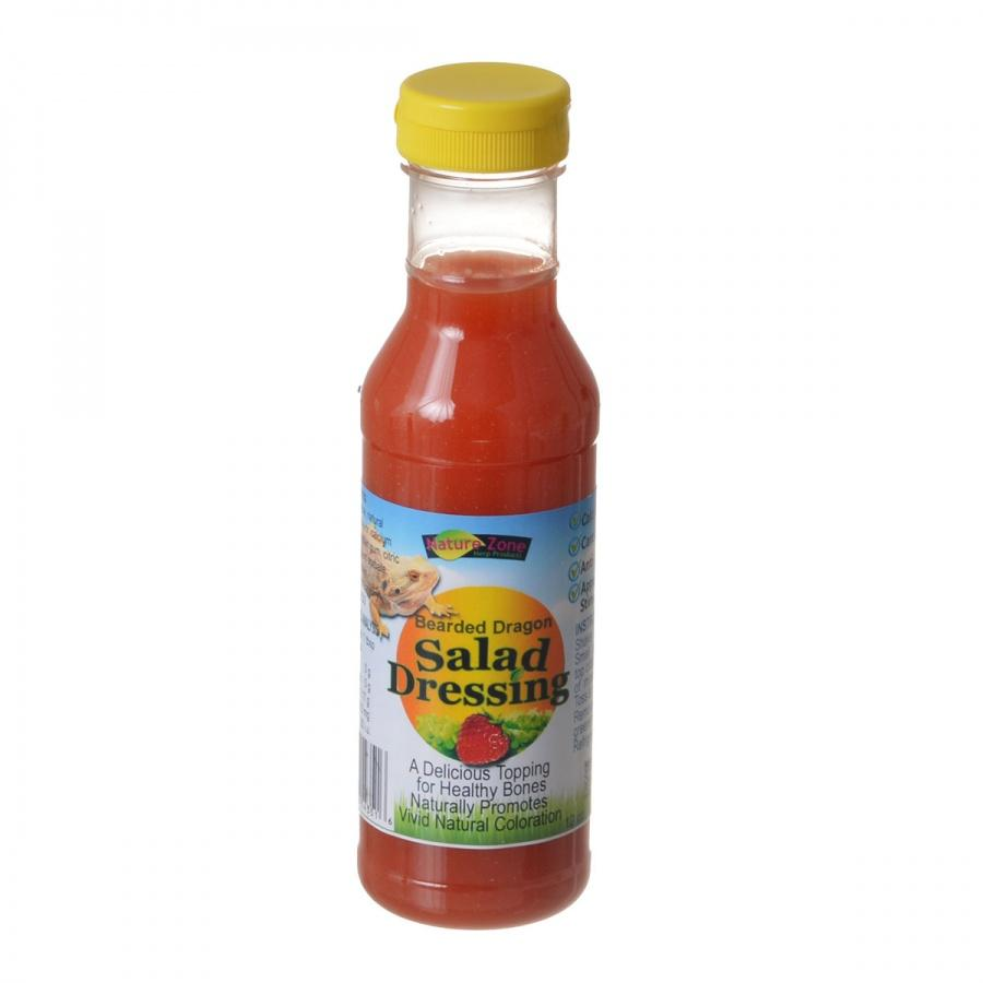Nature Zone Bearded Dragon Salad Dressing 12 oz