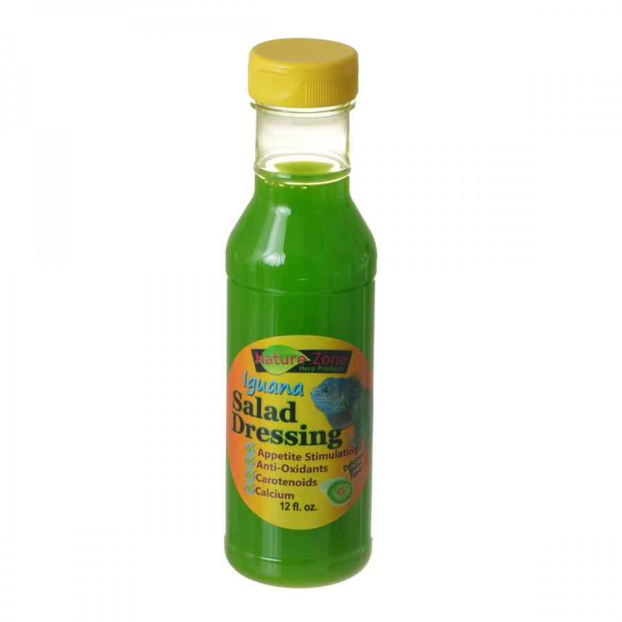 Nature Zone Iguana Salad Dressing 12 oz