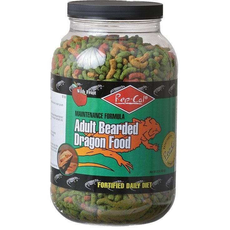 Rep Cal Bearded Dragon Food