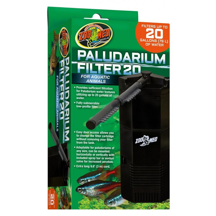 Zoo Med Paludarium Filter Filters & Media Zoo Med 10 Gallons