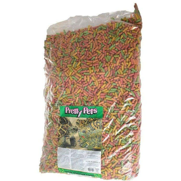 Pretty Pets Large Tortoise Food 3 lbs