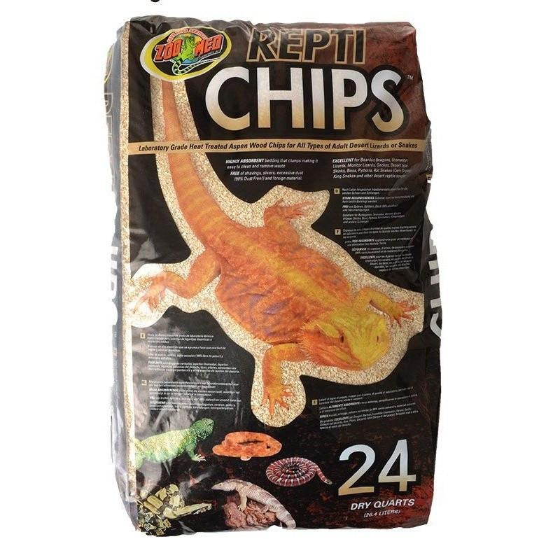 Reptile Bedding Zoo Med Repti Chips Reptiles Lounge