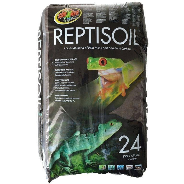Zoo Med Reptisoil Bedding Zoo Med 10 Quarts