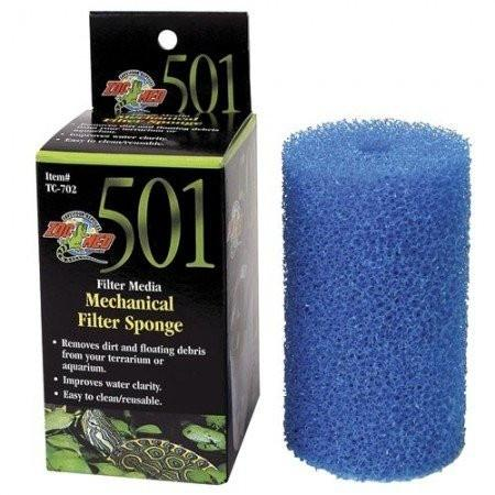 Zoo Med Replacement Mechanical Filter Sponge - #501 Mechanical Filter Sponge #501