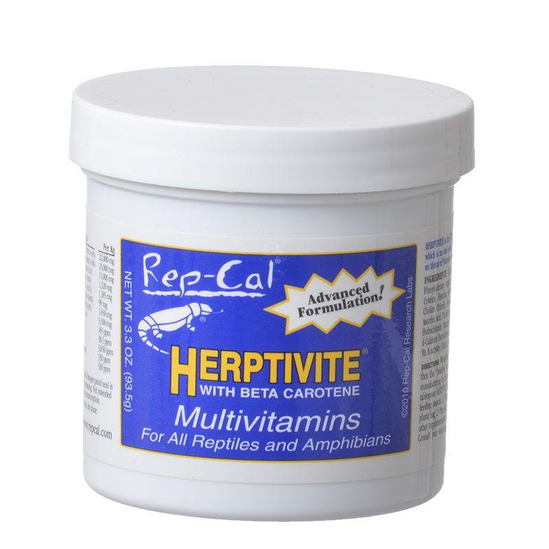 Rep Cal Herptivite with Beta Carotene 3.3 oz