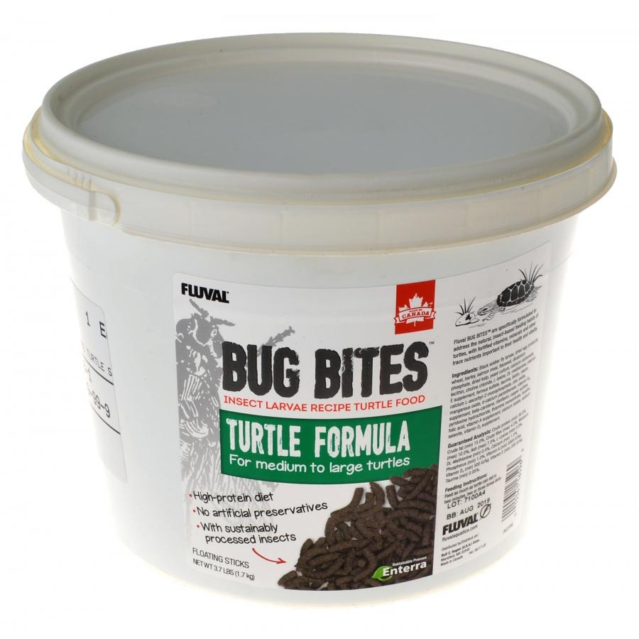 Fluval Bug Bites Turtle Formula Floating Sticks 3.5 oz
