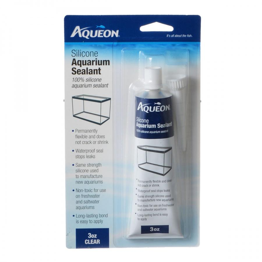 1 oz Aqueon Silicone Aquarium Sealant - Clear