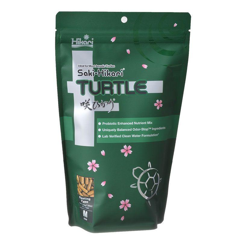 Saki-Hikari Turtle Food - Floating Medium Pellet 1.59 oz