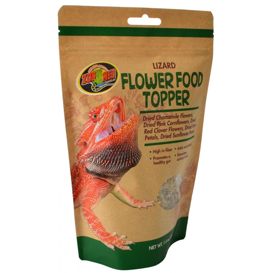 Zoo Med Lizard Flower Food Topper 0.21 oz