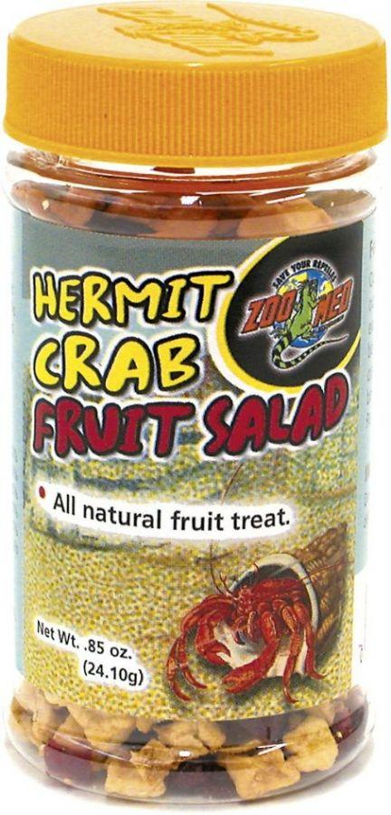 Zoo Med Hermit Crab Fruit Salad Treat Foods Dry Zoo Med 0.85 oz