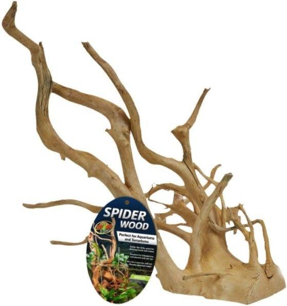 "Zoo Med Spider Wood Decorations Zoo Med Medium (12-16""L)"