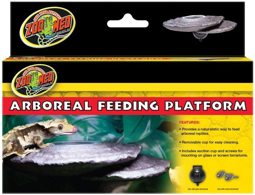 Zoo Med Arboreal Feeding Platform Bowls & Dishes Zoo Med 1 count