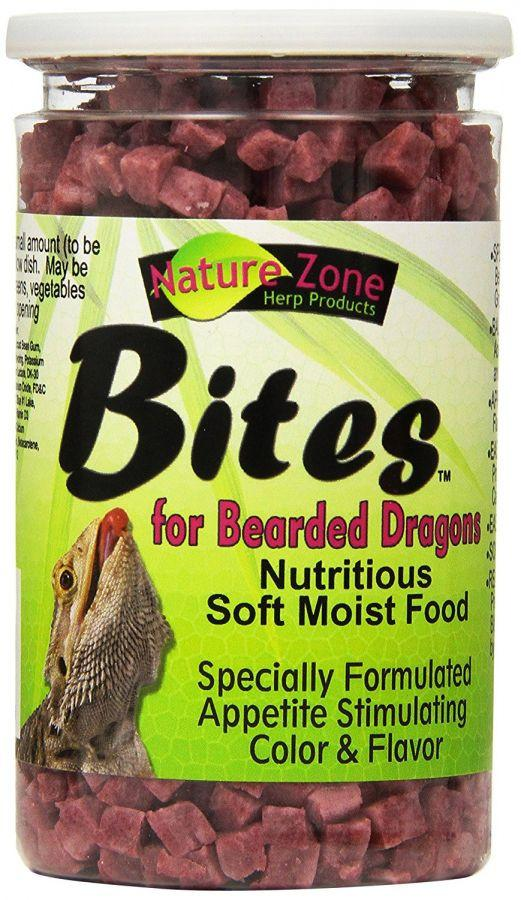 Nature Zone Nutri Bites for Bearded Dragons 2 oz