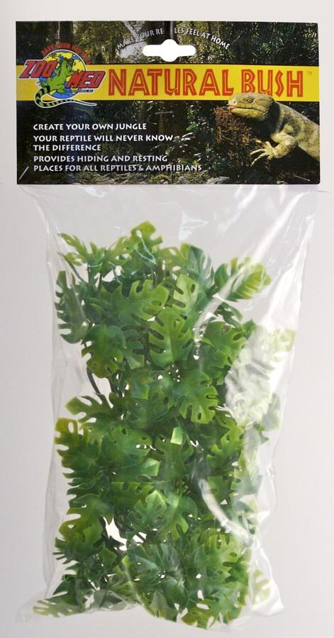 Zoo Med Amazonian Phyllo Plant - Realistic Plastic Foliage Flora & Moss Zoo Med