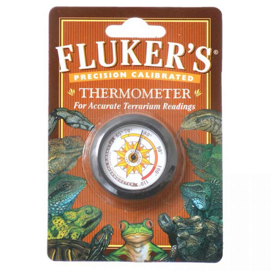 Flukers Precision Calibrated Thermometer Thermometers Flukers